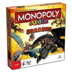 Monopoly Junior: Dragons
