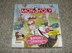 Monopoly Junior: Eloise's Rawther Exciting Globetrotting Adventure