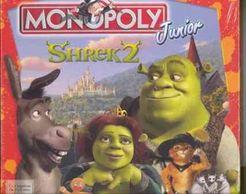 Monopoly Junior: Shrek 2