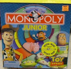 Monopoly Junior: Toy Story