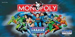 Monopoly: Justice League of America