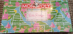 Monopoly: Lilly Pulitzer Edition