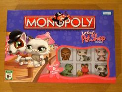 Monopoly: Littlest Pet Shop