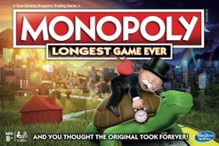 Monopoly: Longest Game Ever