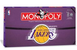 Monopoly: Los Angeles Lakers