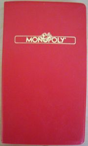 Monopoly: Magnetic Pocket Edition