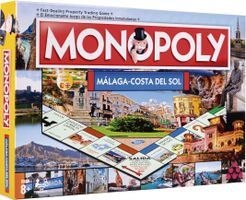 Monopoly: Málaga-Costa del Sol