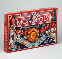 Monopoly: Manchester United Football Club