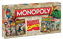 Monopoly: Marvel Comics Collectors Edition