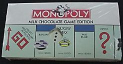 Monopoly: Milk Chocolate Game