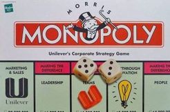 Monopoly: Morris Unilever Corporate Strategy Game