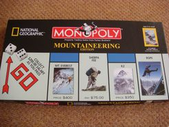 Monopoly: Mountaineering