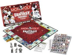 Monopoly: My Fantasy Baseball