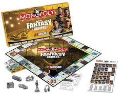 Monopoly: My Fantasy Drivers