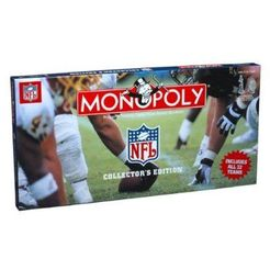 Monopoly: My NFL Edition