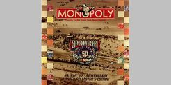 Monopoly: NASCAR 50th Anniversary