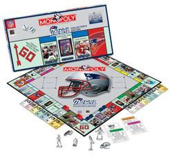 Monopoly: New England Patriots Collector's
