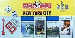 Monopoly: New York City
