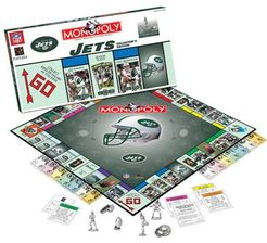 Monopoly: New York Jets Collector's Edition