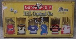 Monopoly: NHL Original Six