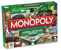 Monopoly: Nigerian Centenary Edition