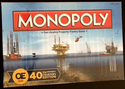 Monopoly: OE Offshore Engineer