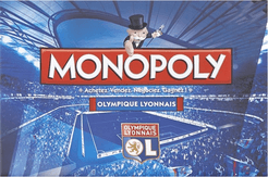 Monopoly: Olympique Lyonnais