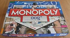 Monopoly: oog – het oogziekenhuis Rotterdam