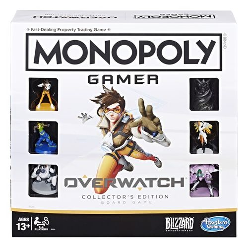 Monopoly: Overwatch Collector's Edition