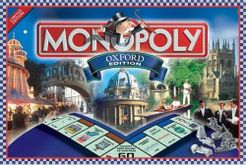 Monopoly: Oxford Edition