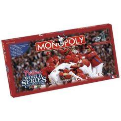 Monopoly: Philadelphia Phillies 2008 World Series Champions Collector's Edition
