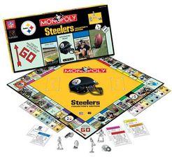 Monopoly: Pittsburgh Steelers