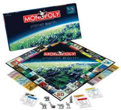 Monopoly: Planet Earth