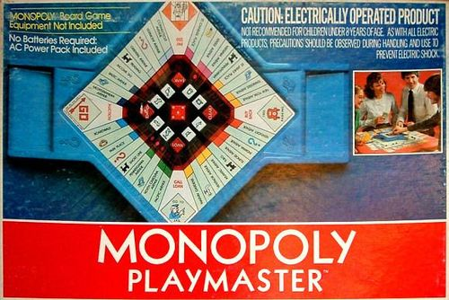 Monopoly Playmaster