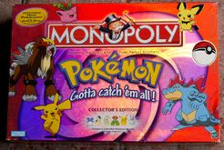 Monopoly: Pokémon Gold and Silver