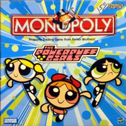 Monopoly: Powerpuff Girls