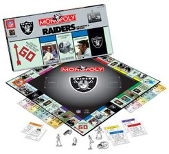 Monopoly: Raiders