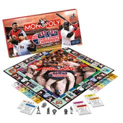 Monopoly: Red Sox 2007 World Series Champions