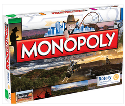 Monopoly: Rotary Club of Mount Isa South West