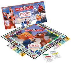 Monopoly: Rudolph the Red-Nosed Reindeer