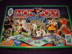Monopoly: Rugby World Cup