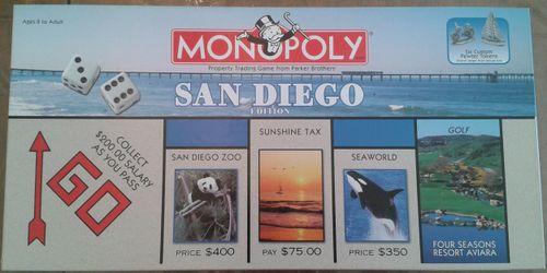 Monopoly: San Diego