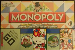 Monopoly: Sanrio Game Master Edition