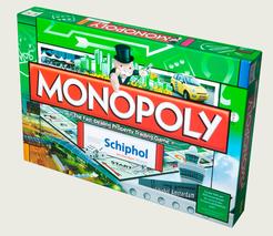 Monopoly: Schiphol