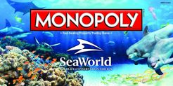 Monopoly: SeaWorld Wildlife Conservation Edition
