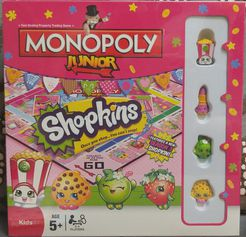Monopoly: Shopkins Junior