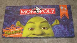 Monopoly: Shrek Collector's
