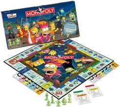 Monopoly: Simpsons Treehouse of Horror