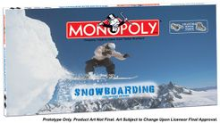 Monopoly: Snowboarding Edition