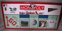 Monopoly: St. Louis Cardinals Collector's Edition